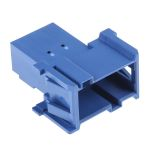 Product image for MCP 2.8 6 way tab housing, key A, blue