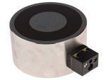 Product image for 65mm Dia. 24V Electro Holding Magnet