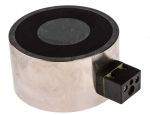 Product image for 65mm Dia. 12V Electro Holding Magnet