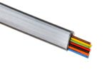 Product image for 8 way modular flat telephone cable 100m