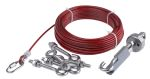 Product image for Rope kit,stainless steel,10m