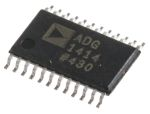 Product image for Octal SPST Switch 9.5Ohm SPI TSSOP24