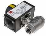 Product image for 1/2in. BSP S/Steel B/Valve DA Actuator
