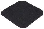 Product image for Anti Slip Tape Blk 140mm x 140mm, 10pk