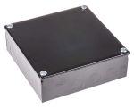 Product image for Adaptable Box 150x150x50mm Black Enamel