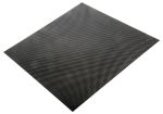 Product image for Carbon Fibre Epoxy Sheet, 300x300x1mm