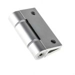 Product image for Clear alu friction hinge 65x55x4.5mm