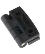 Product image for Square machine hinge, 40x40mm