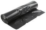 Product image for Black refuse sack 200 gauge