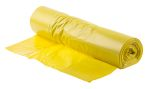 Product image for Yellow refuse sack 200 gauge