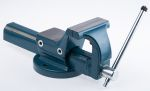 Product image for Forged Parallel Bench Vice 120mm