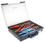 Product image for 8 Piece Circlip Plier Set