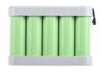 Product image for NiMH AA x 10 1300mAh 12V Pack