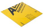 Product image for Yellow composite sheet 3mm, 0.6m square