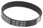 Product image for MXL Rubber Timing Belt W1/4, L 4.56 in.
