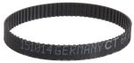 Product image for MXL Rubber Timing Belt W1/4, L 6.40 in.