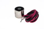 Product image for RS PRO Access Control Door Magnet, 53N Holding Force 12V dc