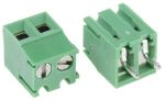 Product image for 2 way PCB terminal block 3.5mm