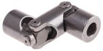 Product image for 2 plain bearing universal joint,8mm ID