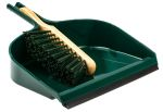 Product image for Heavy Duty Dust Pan and Handbrush
