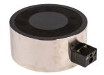 Product image for 80mm Dia. 24V Electro Holding Magnet