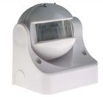 Product image for 180deg wall shuttered PIR detector,1100W