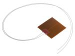 Product image for Kapton Heater mat, 50x50mm, 12V, 2.5W
