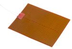 Product image for Kapton Heater mat, 75x100mm, 12V, 7.5W