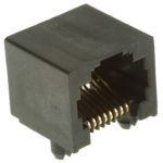 Product image for Modular Jack Right Angle 8/8 RJ45 Invert
