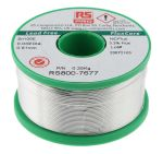 Product image for Lower cost Lead free solder, 0.8mm, 250g