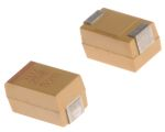 Product image for Capacitor Tantalum T491 Case X 25V 100uF