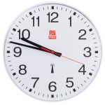Product image for Clock Radio-Controlled 30cm long-life