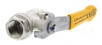 Product image for Ball Valve S.84 3/8in. BSPT
