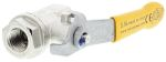 Product image for Ball Valve 1/4in. BSPT