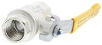 Product image for Ball Valve 1/2in. BSPT