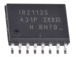 Product image for High and Low Side Driver 600V SOIC16W
