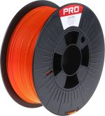 Product image for RS Fluorescent Orange PLA 1.75mm 1kg