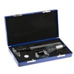 Product image for Electronic Caliper & Micrometer Set