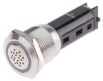 Product image for Annunciator 19mm 85dB IP50 IK04 screw