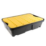 Product image for PE 20 litre Spill Tray with grate