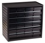 Product image for 290 ESD CAB C/W 24 x L-61-ESD DRAWERS