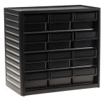 Product image for 290 ESD CAB C/W 12 x L-64-ESD DRAWERS