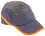 Product image for Vent cool bump cap Grey/Orange