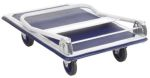 Product image for Flatbed trolley,139x725x472mm 150kg load