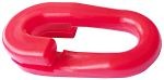 Product image for PLASTIC 8 MM RING _ RED