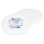 Product image for P2SL 2125 filter for respirator