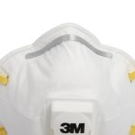 Product image for FFP1 8812 valved dust respirator