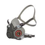 Product image for Medium half mask facepiece respirator