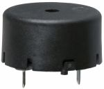 Product image for Piezo Buzzer 3V 17mm Radial 2kHz 70dB