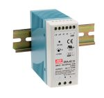 Product image for 40W DIN Rail Panel Mount PSU 12Vdc 3.33A
